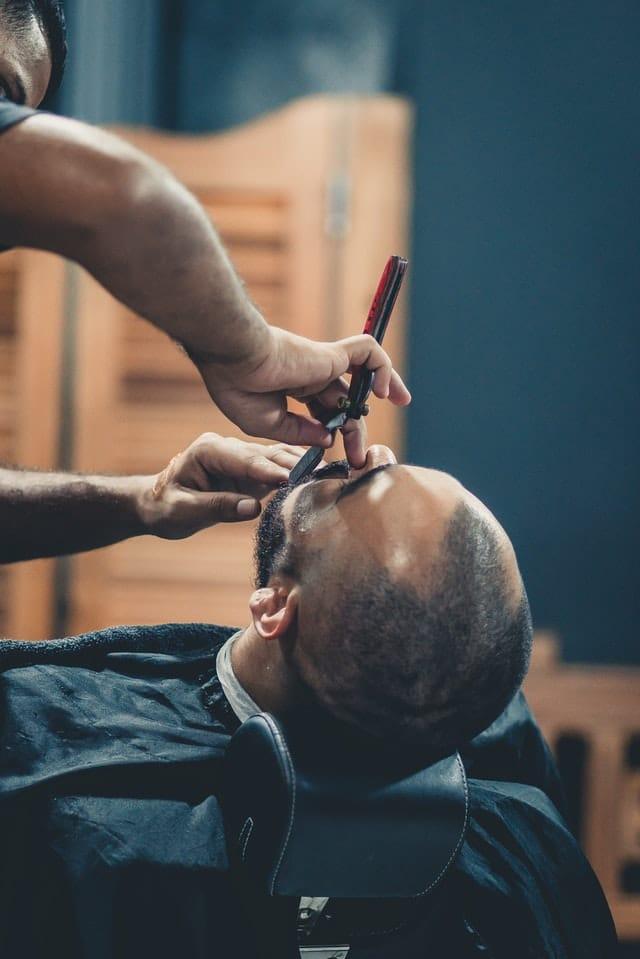 person-shaving-beard-2014809